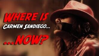 WTFLOL - Where is Carmen Sandiego... Now?