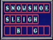 Viewers Last Word Sample Puzzle