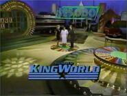 WOF King World logo - 1988a
