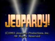 Jeopardy! 1993 Closing Title Card-1