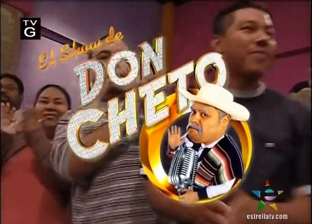 El Show De Don Cheto Game Shows Wiki Fandom Powered By Wikia