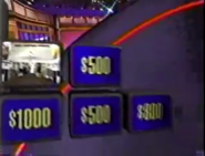 Jeopardy! 1996-1997 season title card-2 screenshot 17