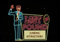 Lost & Found Coming Attractions Alt