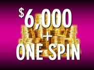 Pyl 2019 present 6 000 one spin space dp by dadillstnator ddailnu-250t