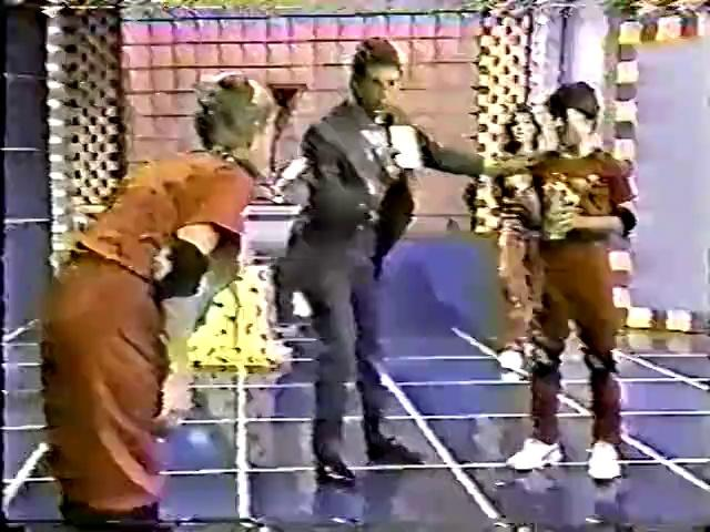 Double Dare First Taped Episode
