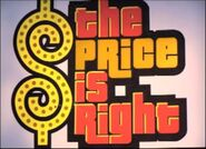 Road to Price TPIR Sign