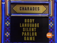 Charades Puzzle