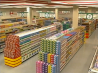Supermarket Sweep TBS Isles