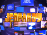 Jeopardy! 1999-2000 season title card