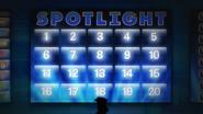 Cash Explosion Spoltlight Board