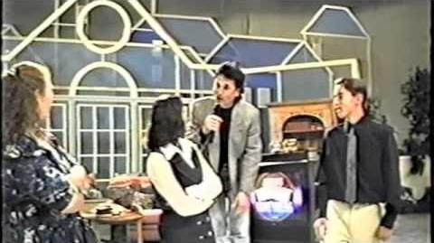 NEVER BEFORE SEEN HOME VIDEO FOOTAGE OF THE AFV BOB SAGET ERA SET, WARM UPS, AND AFTER THE SHOW
