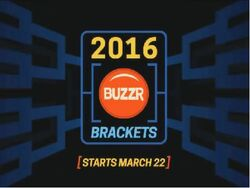 Buzzr Brackets Starts March 22