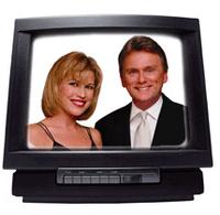 Pat & Vanna on TV