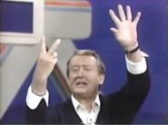 Super Password Tom Poston Dirty Sign