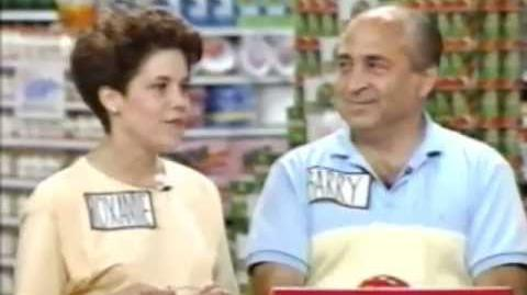 Supermarket Sweep of Champions (1991) Day 3 Dora & Jean vs. Roxanne & Barry vs
