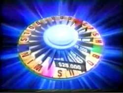 Bonus Round Wheel Graphics