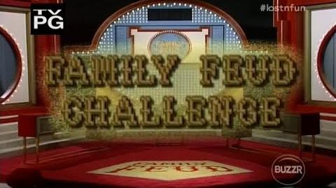 Family Feud Challenge - Pilot 3 (1992)