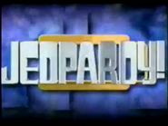 Jeopardy! 2000-2001 season title card screenshot 28