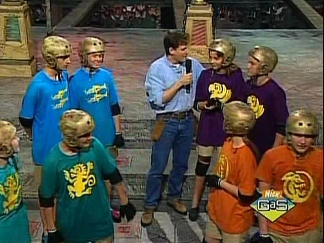 Legends of the Hidden Temple Episode 50 Cracked Crown of the Spanish King
