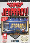 Super Jeopardy! NES Video Game