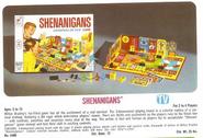 Shenanigans Ad