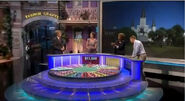Wheel of fortune new orleans set