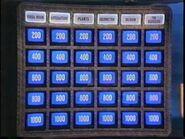 Super Jeopardy Board 1