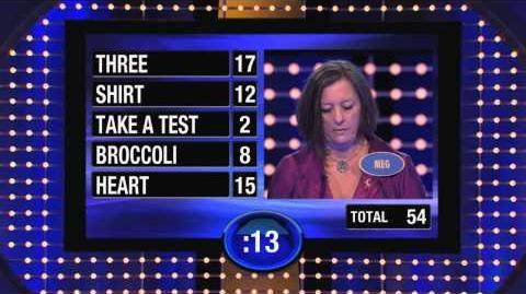 Family Feud - Can She Do It?