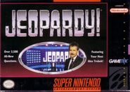 Jeopardy! SNES Video Game