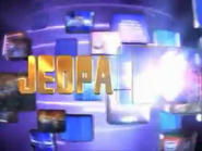 Jeopardy! 1999-2000 season title card screenshot 25