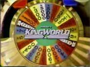 WOF King World logo - 1985