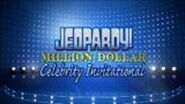 Jeopardy! Season 26 Million Dollar Celebrity Invitational Title Card