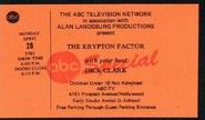 The Krypton Factor (April 20, 1981)