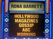 Rona Barrett Puzzle