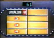 Survey Says Uproar is the Top Answer