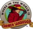 Where in The World is Carmen Sandiego? Airdates