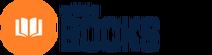 Books hub wordmark