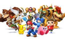 Super Smash Bros. slider