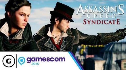 Assassin's Creed Syndicate Twins Trailer - Gamescom 2015