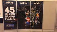 Wikia E3 Booth