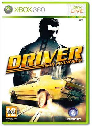 Driver San Francisco cover