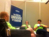 WIKIA STARS E3 2014