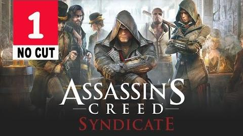 Assasin's Creed Syndicate Sequence 1 Part 1 PS4 NO CUT-0