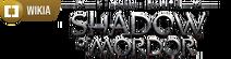 Shadow of mordor wordmark