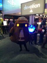 WIKIA E3 2014 COSPLAY