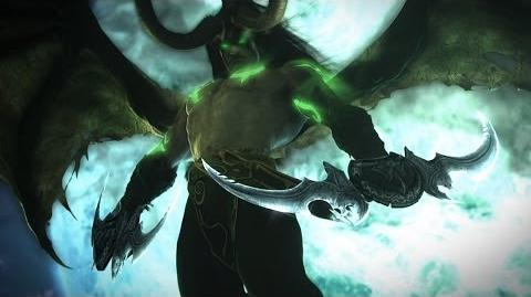 World of Warcraft The Burning Crusade Cinematic Trailer