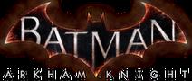 BatmanArkhamKnight PS4 Logo