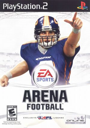 Arena Football 06