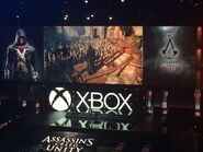 ASSASSINS CREED UNITY E3 2014