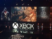 ASSASSINS CREED UNITY E3 2014
